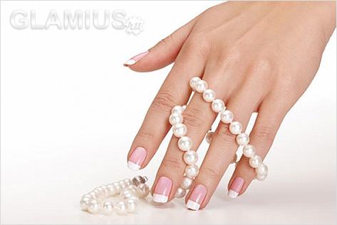 Нарощенные ногти в домашних условиях